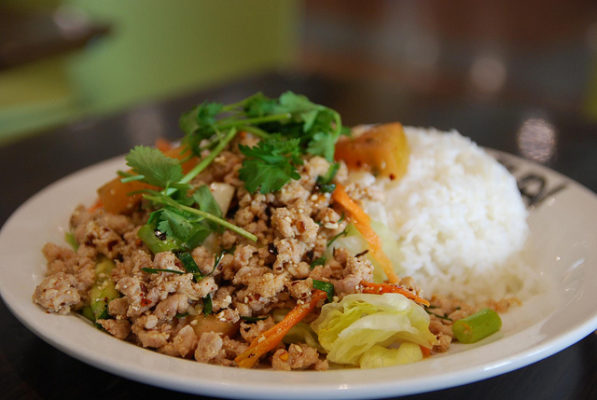 Top 10 beste traditionelle Gerichte Laos - Larb