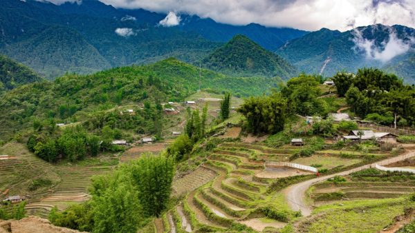 Sapa - der ideale Ort im Winter in Vietnam